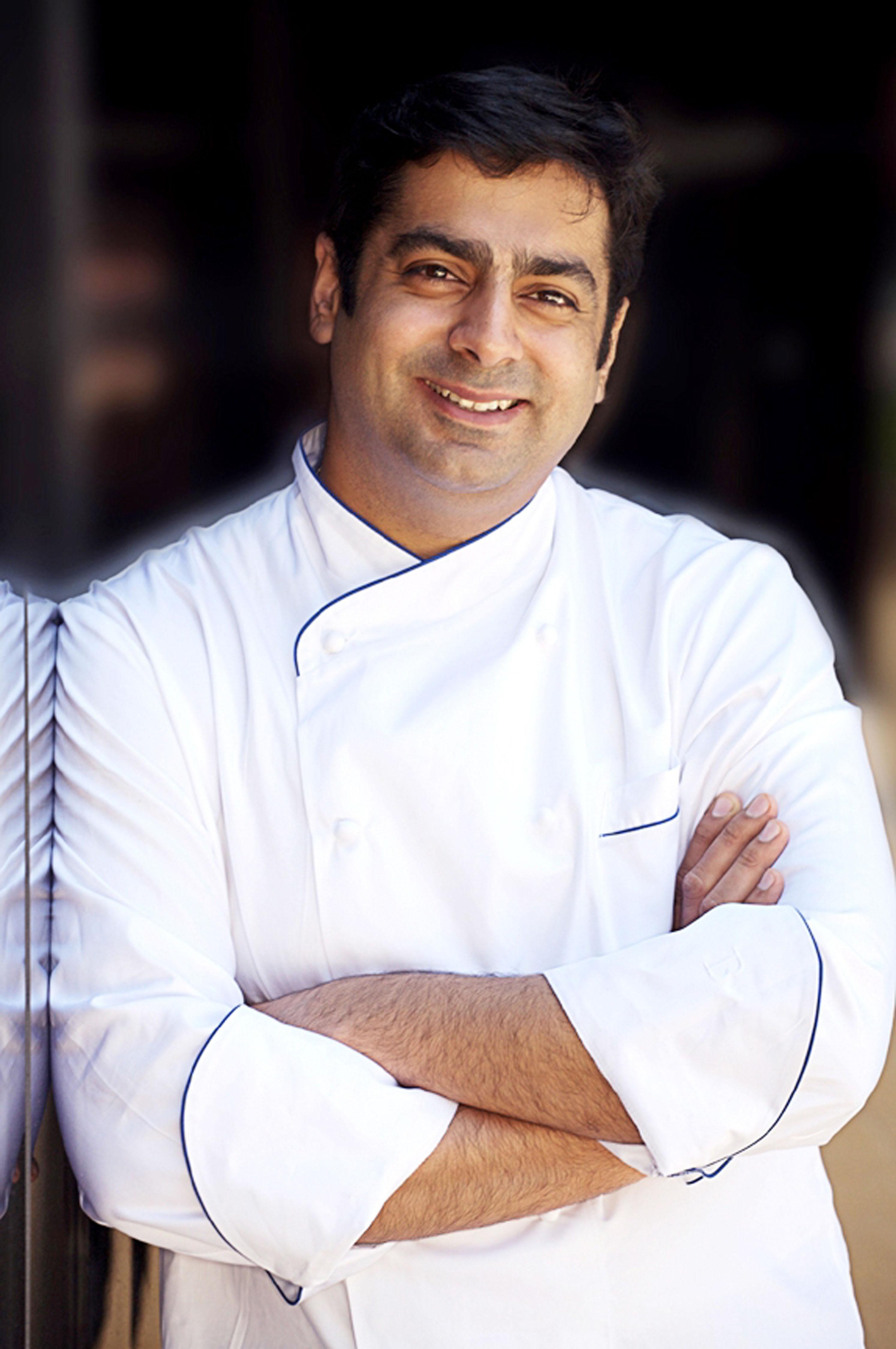 chef gautam-travel with chef