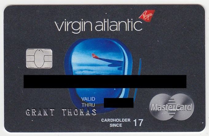 The virgin atlantic banking bad