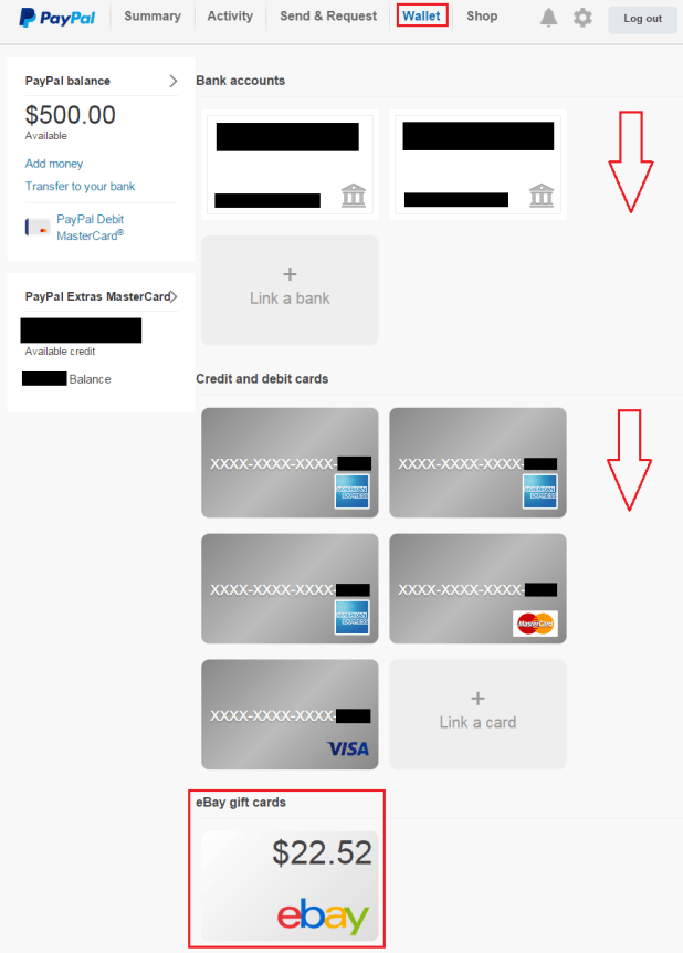 how to add your paypal account to ebay