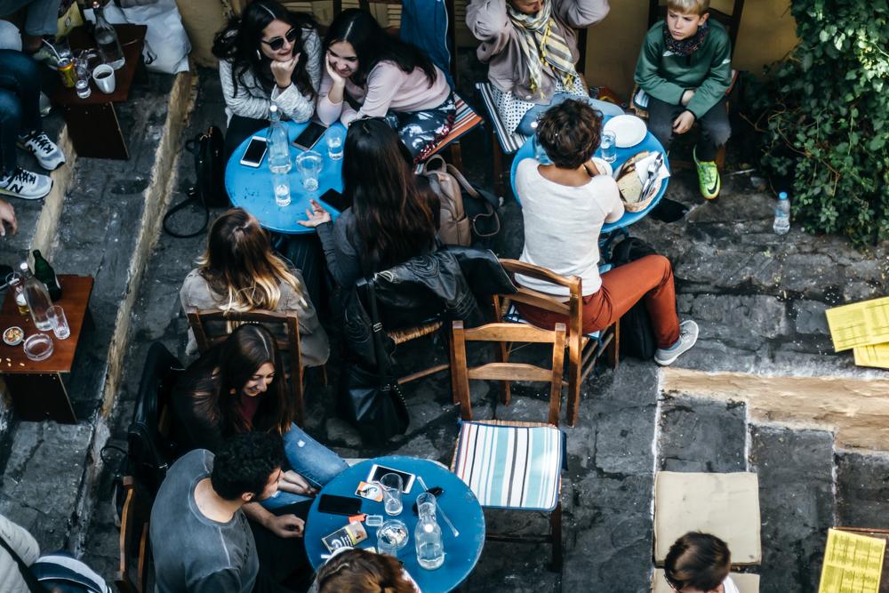 Assaporare Atene in 6 posti: cosa mangiare nella capitale greca
