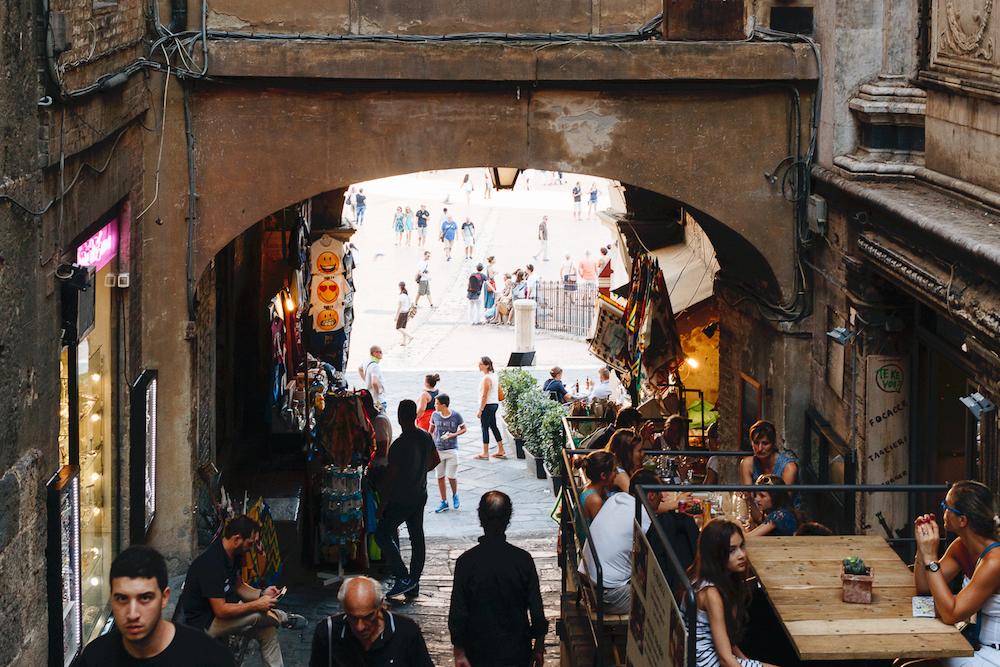 Un giorno a Siena, dalla mattina alla sera