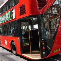 New Double Decker  for London