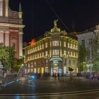 Effervescent Ljubljana