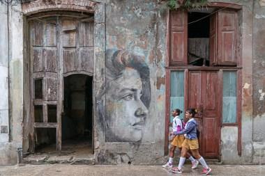 4. Cuba street art