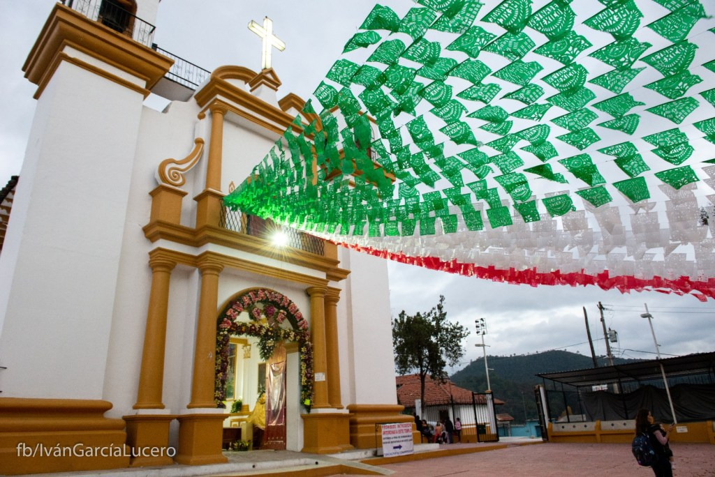 Things to do in Chiapas: Church of Guadalupe