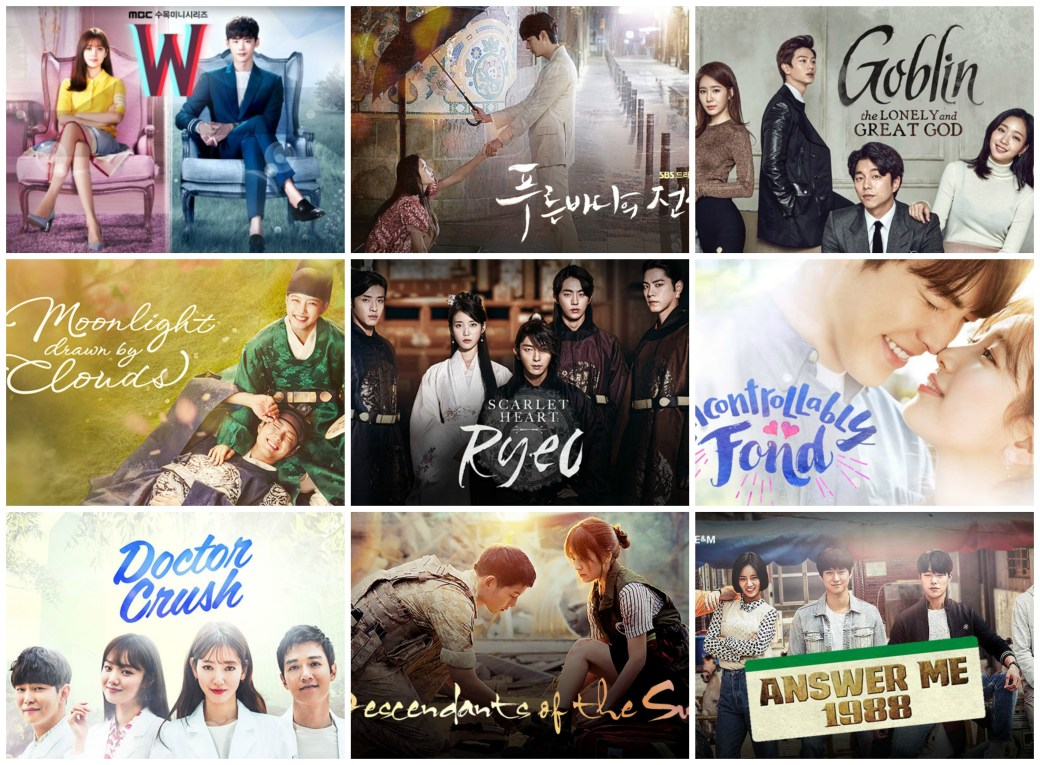 Top Five Kdrama List Best 2017 - Circus
