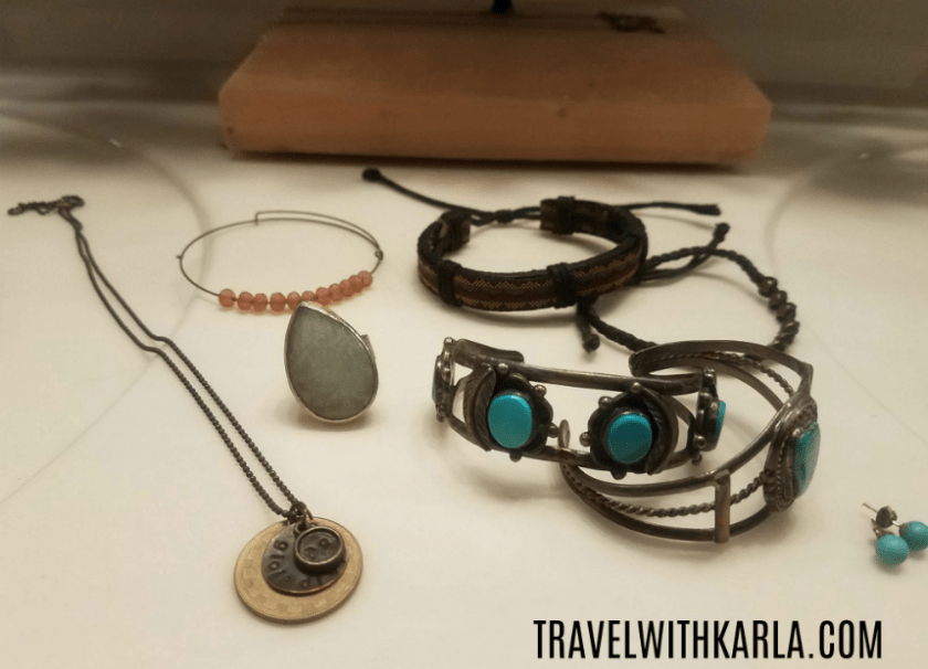 Things to collect while traveling