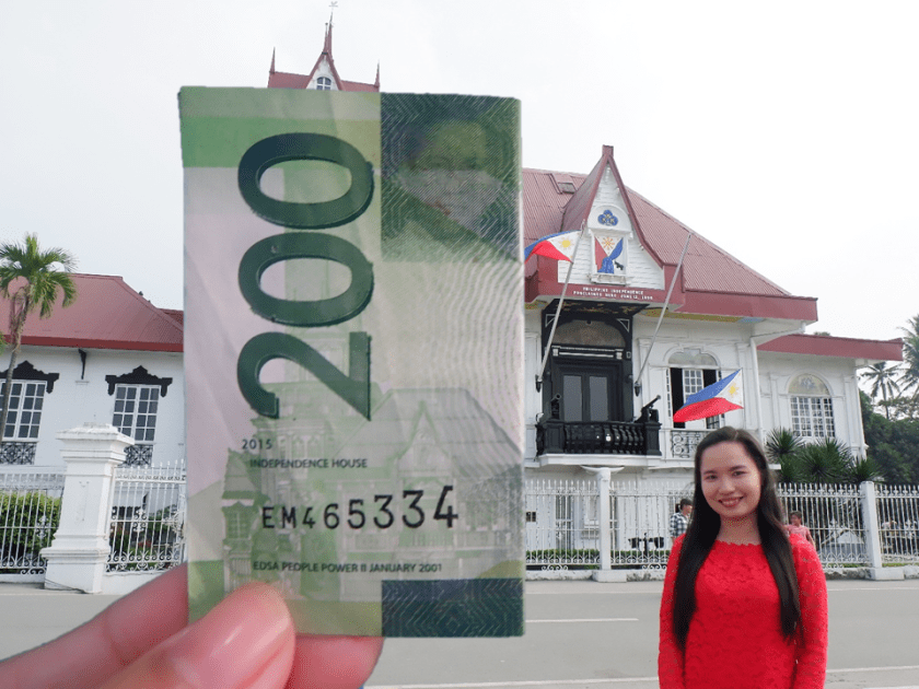 Famous Landmarks in Philippine Peso Bills