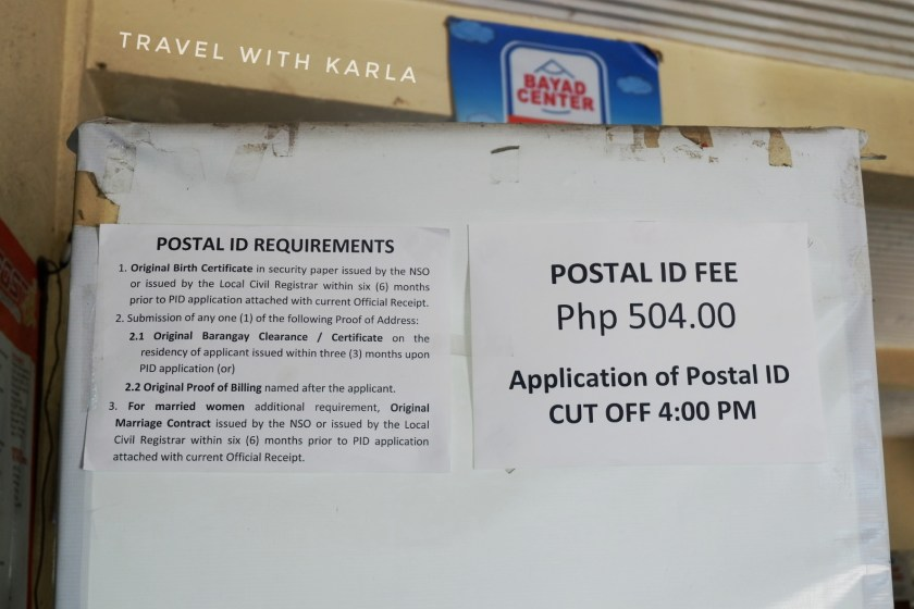 How to Claim Parcel at Dasmarinas Post Office (3)