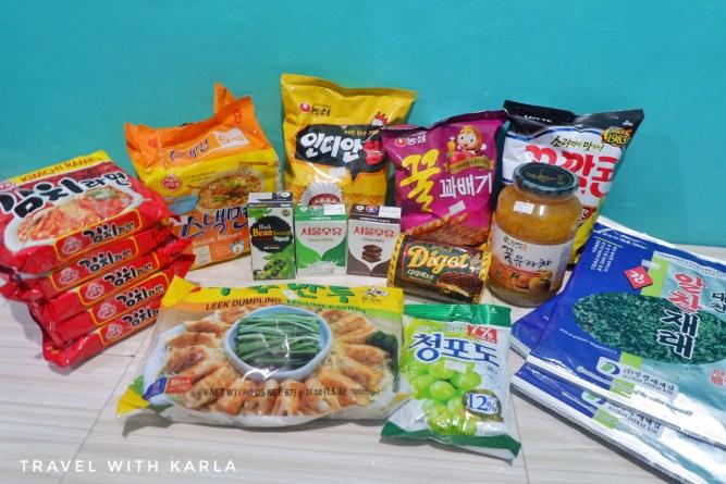 Manna Korean Restaurant, Terraza Dasma (2)