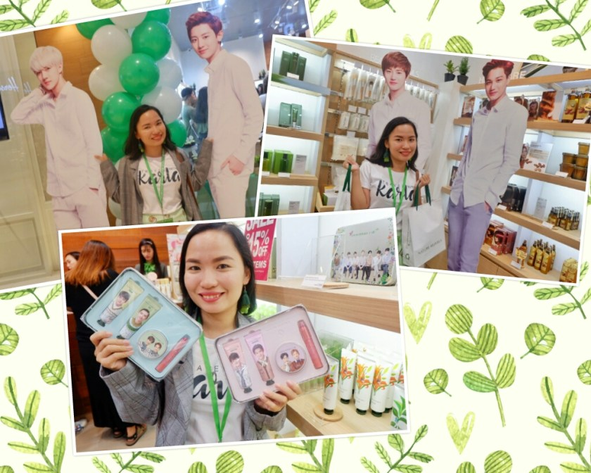 Nature Republic Uptown Mall Grand Opening + Product Reviews! (7)