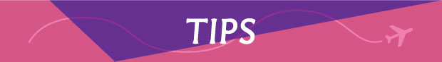 tips - Travel with Karla