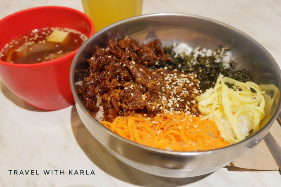 Bonchon's Bibimbowl: Yay or Nay?