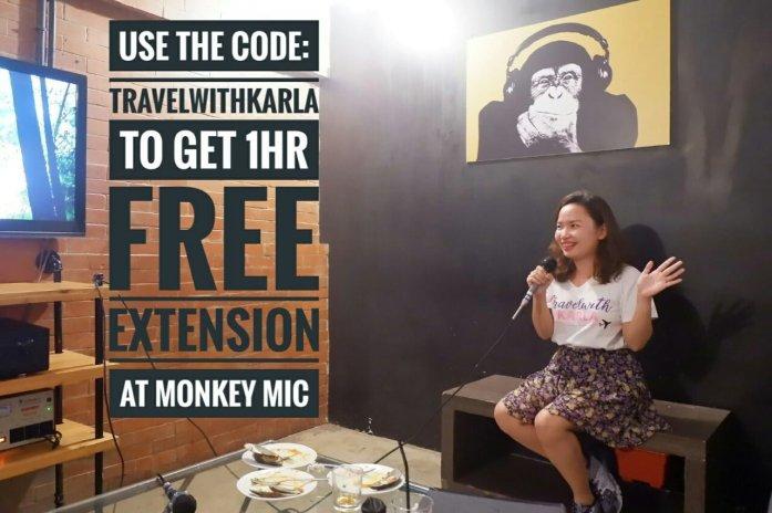 Monkey Mic Family KTV