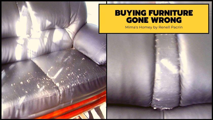 Buying Furniture Gone Wrong