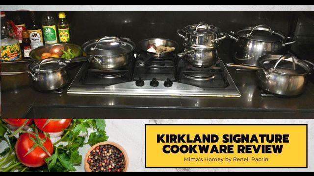 Kirkland Signature Cookware Review