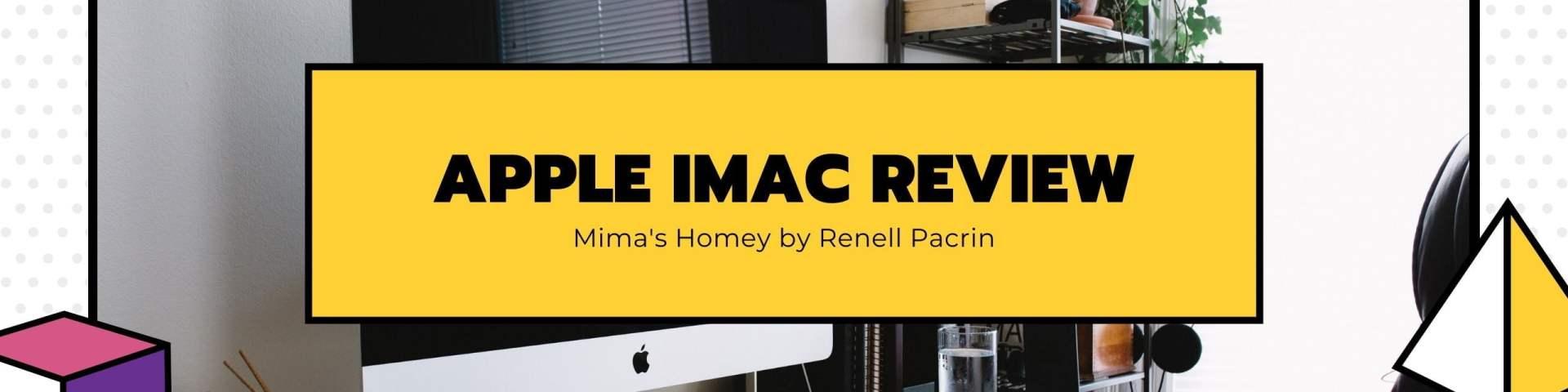 Apple iMac Review