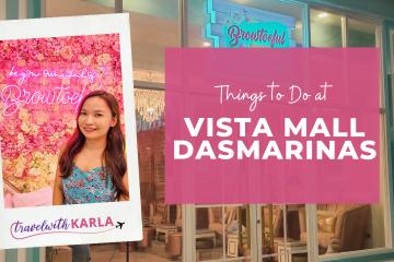 Vista Mall Dasmarinas