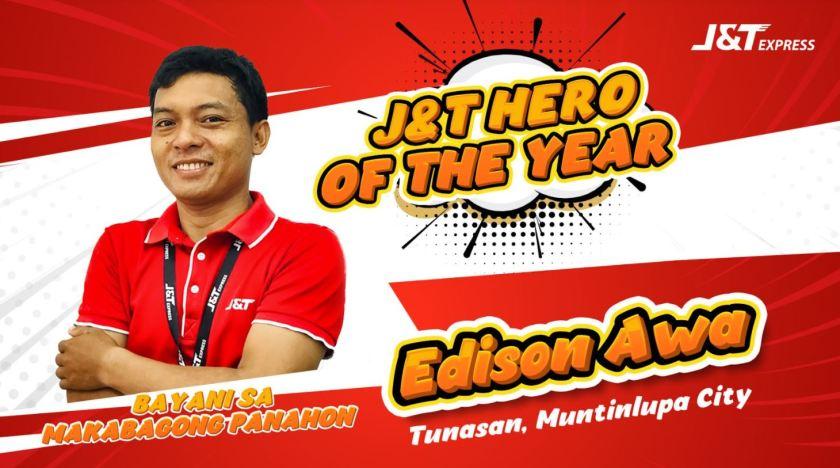 J&T Heroes awards