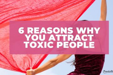 attract toxic people