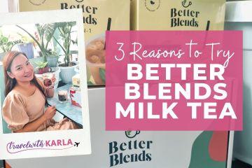 Better Blends Milk Tea