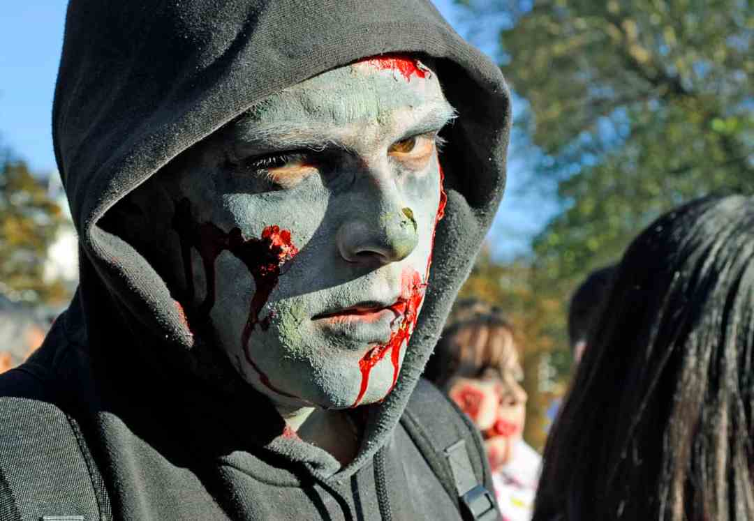 Brighton Zombie Walk