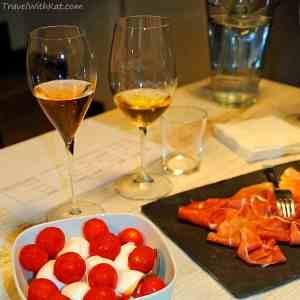 pairing Italian food and wine