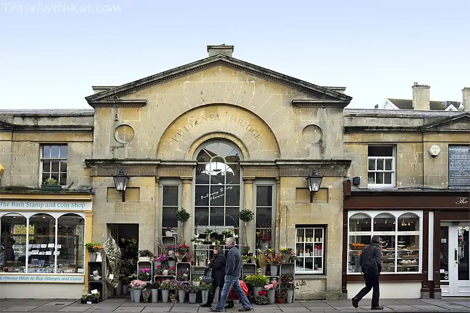 England's Historic City of Bath