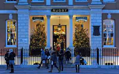 London Days Out: Christmas shopping in Covent Garden