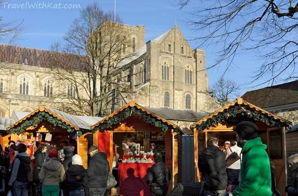 Winchester Christmas Market, Christmas Markets