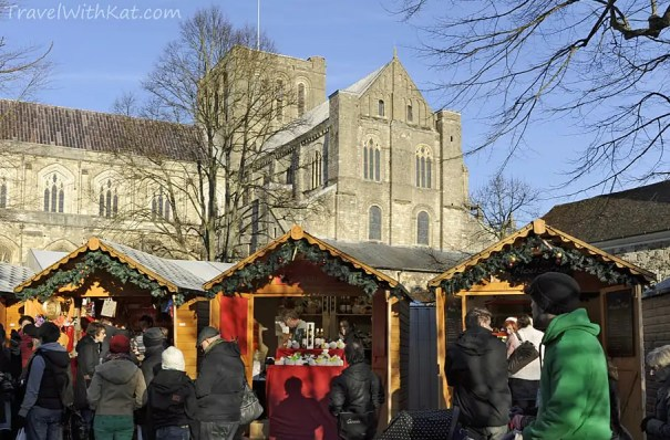 Winchester Christmas Market, Christmas Markets