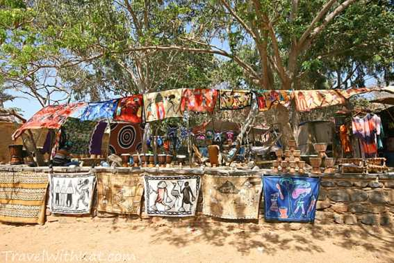 Goree Island crafts