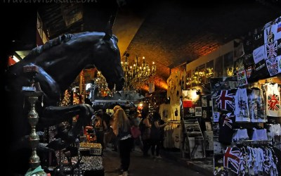 London Days Out: Camden's Markets