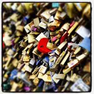 21 Love locks