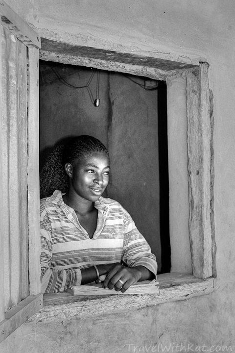 Gambian girl_tonemapped #FriFotos