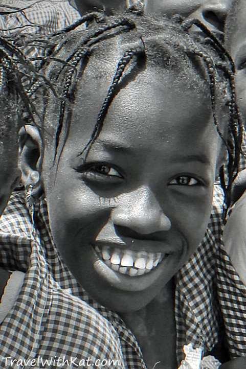Gambian smile, Jeddah, Brikama, The Gambia