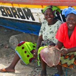 Travel bloggers in The Gambia