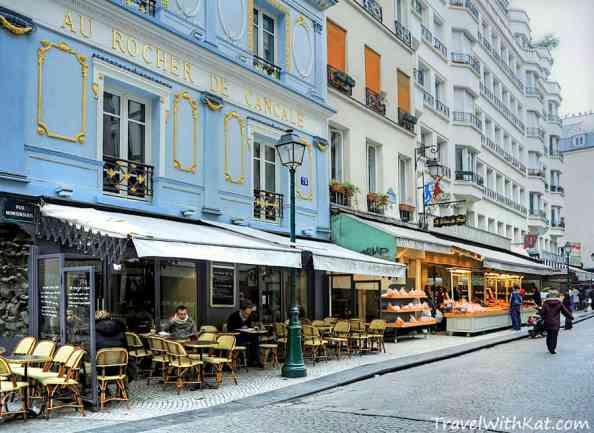 Rue Montorgueil, Paris