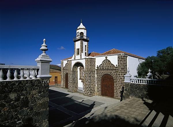 Iglesia de Valverde. El Hierro.