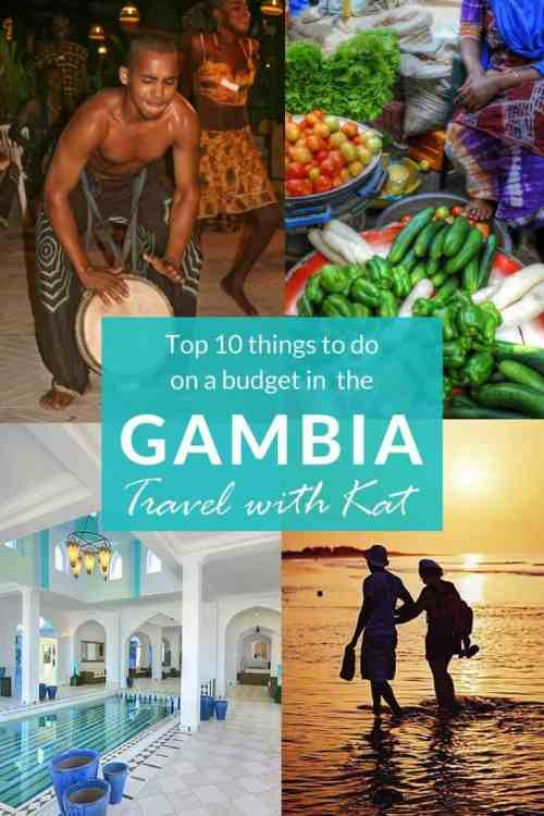 Top 10 things to do in The #Gambia on a budget