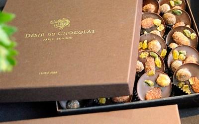 Salon du Chocolat visits London… oh my!