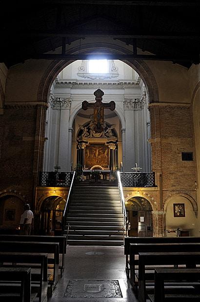 Cjiesa del Crocifisso, Santo Stefano, Bologna