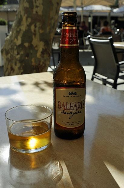 Mallorcan beer