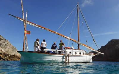 Discovering Mallorca on the Isabel Maria
