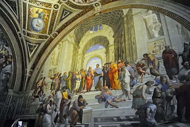 Top ten thing to do in Rome, Vatican Museum.
