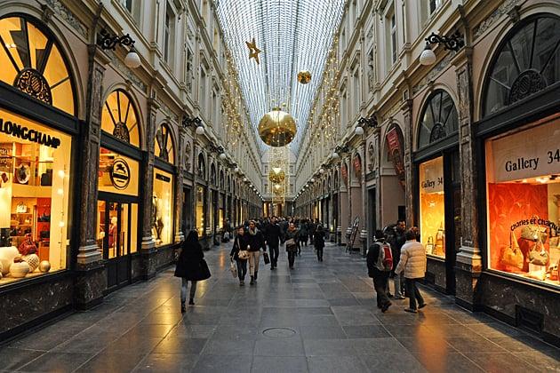 Galarie Royals, Brussels, Belgium