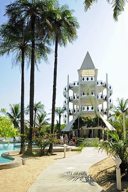 Makasutu viewing tower