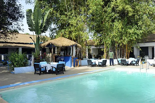 Where to stay in The Gambia, Safari Gardens