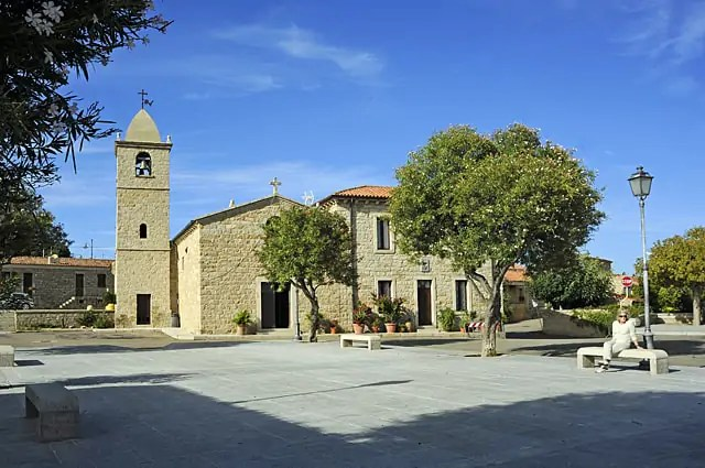 San Pantaleo Church
