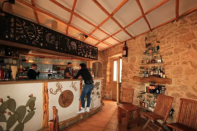 Caffé Nina, San Pantaleo, Sardinia